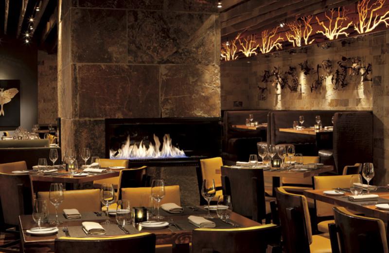 Manzanita Restaurant at Ritz-Carlton Lake Tahoe.