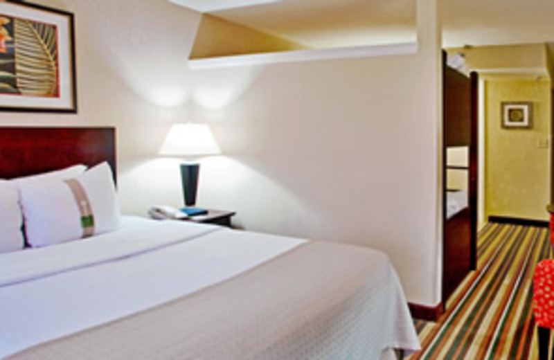 Guest Room at Holiday Inn Main Gate East