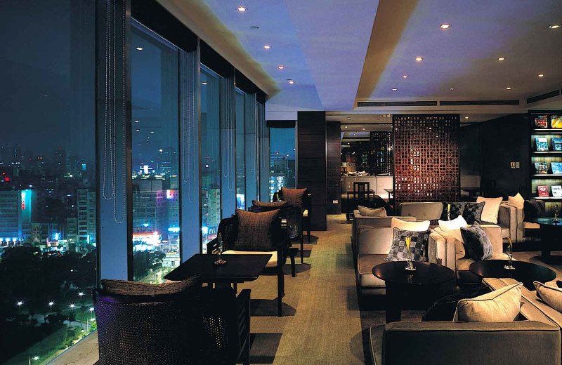Lounge at Grand Formosa Regent.