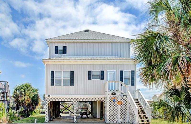 Island Resort Management rental home