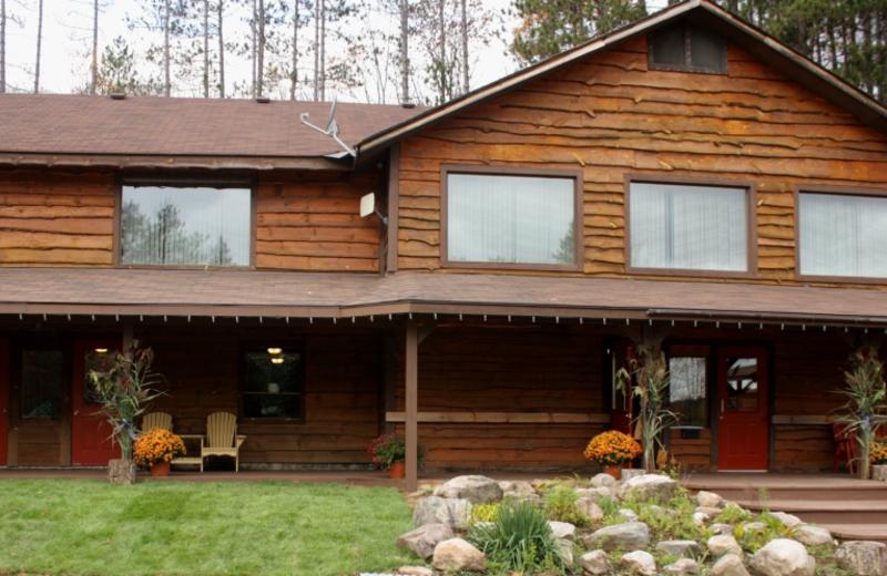 Cabin at Sandy Lane Resort.