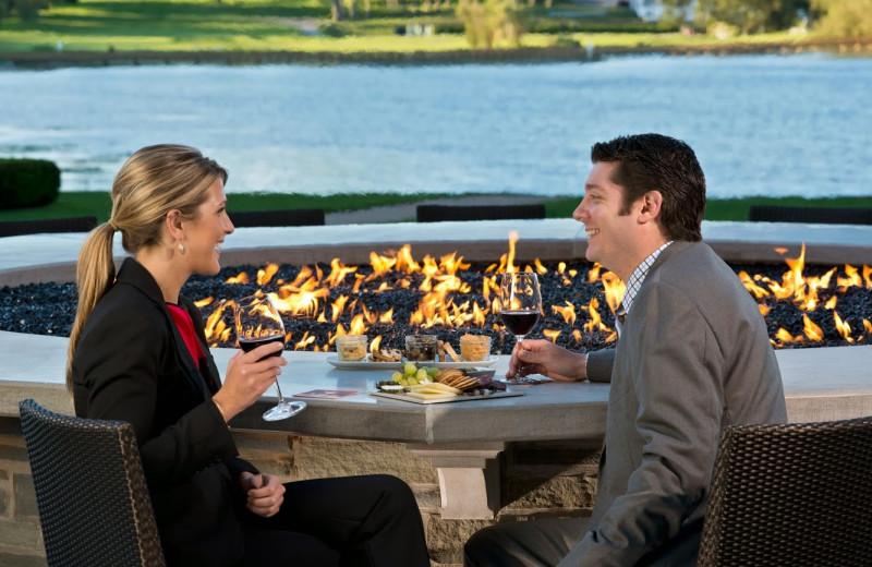 Romantic evenings at The Otesaga Resort Hotel.