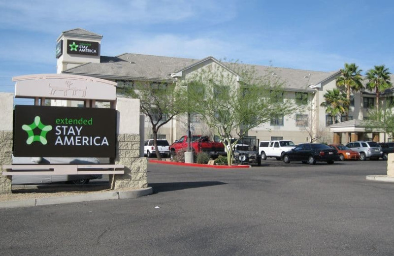 Exterior view of Extended Stay America Phoenix - Deer Valley.