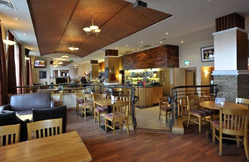 Cafe Area at Ramada Portrush