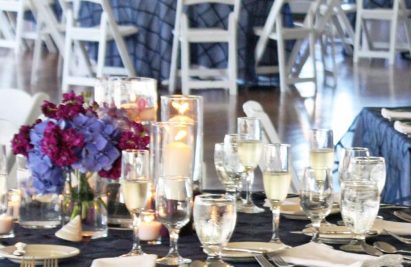 Wedding receptions at Sebasco Harbor Resort.