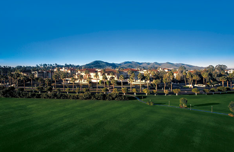 View of the course at Arizona Grand Resort.
