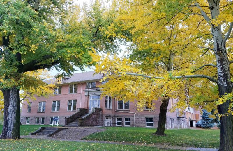 Comish Hall