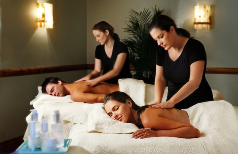 Massage Services at the Spa at The Founders Inn