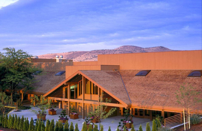 Event center at Kah-Nee-Ta Resort and Spa.