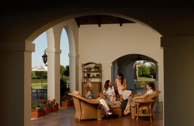 Relax with Friends at Inn at Dos Brisas