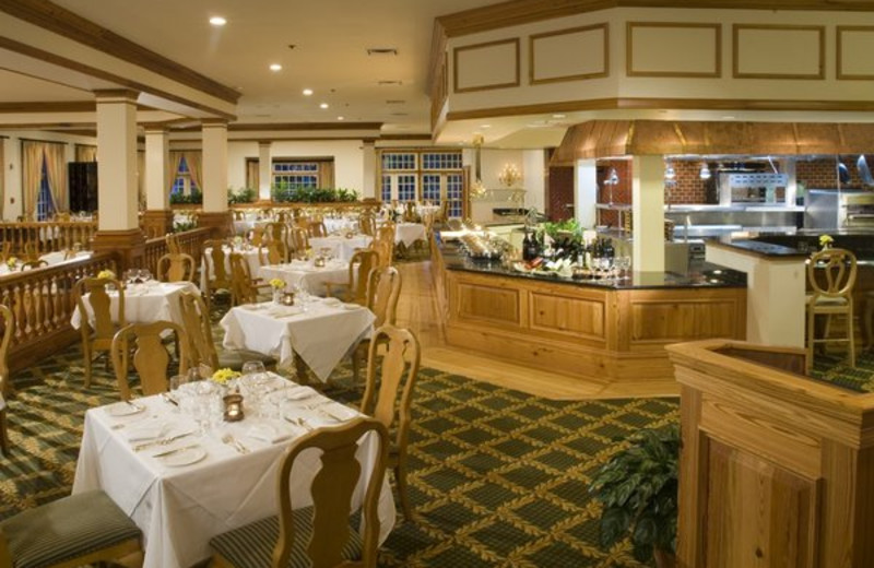 Dining at The Founders Inn