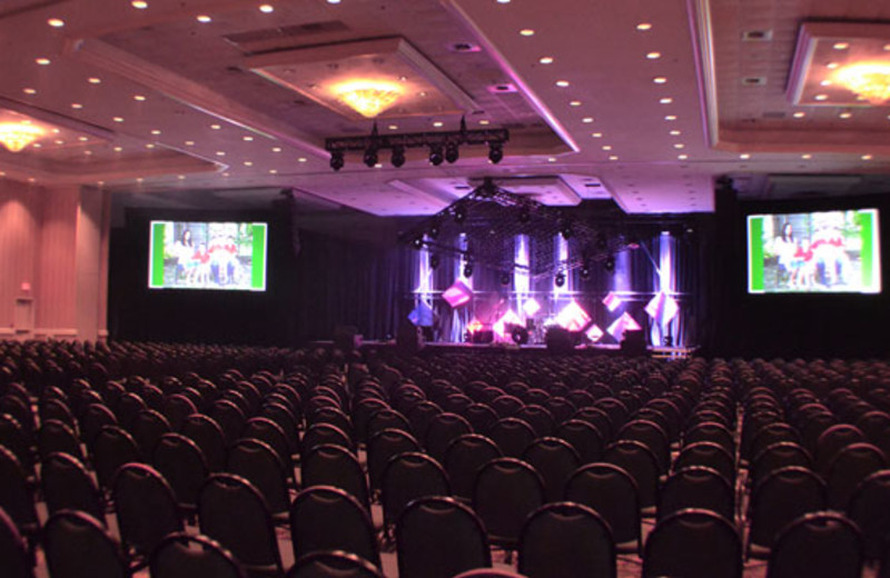 Interior of Convention Center at Boardwalk Beach Resort Hotel & Convention Center