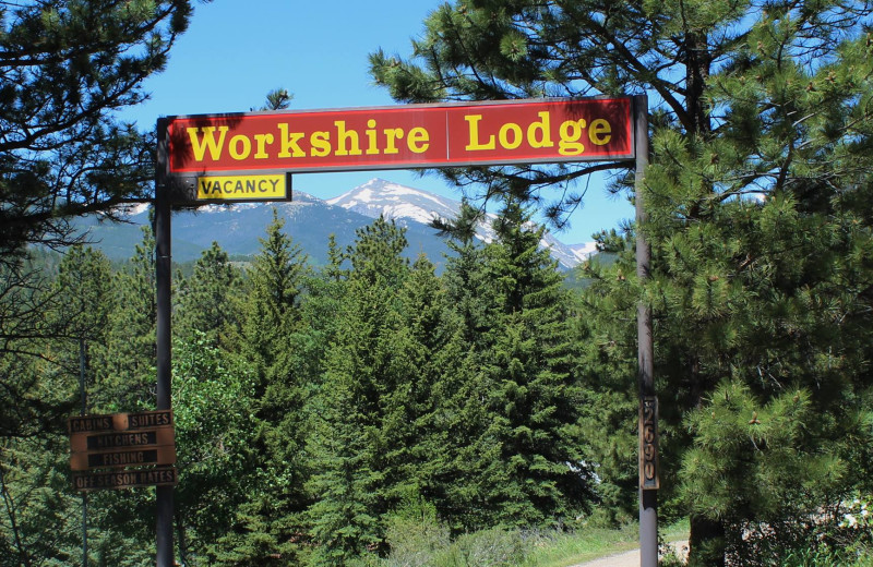 Exterior view of Workshire Lodge.