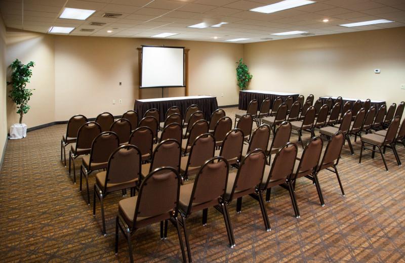 Meetings at Evergreen Resort.