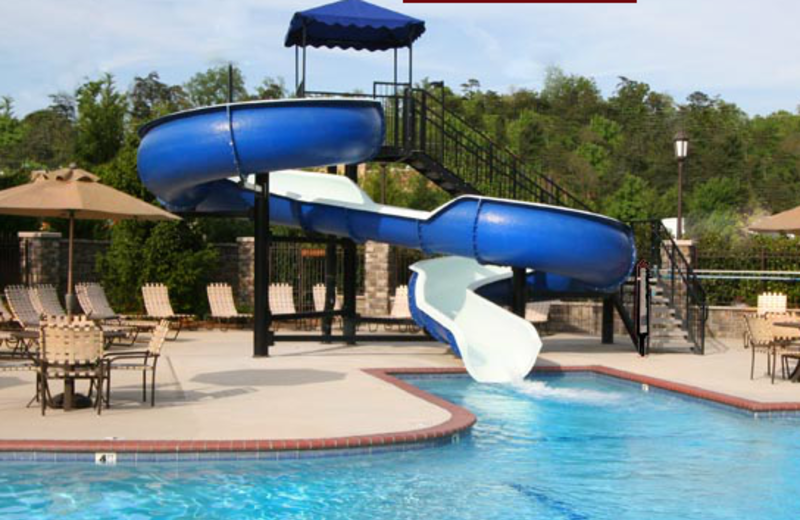 Water Park at The Inn at Christmas Place
