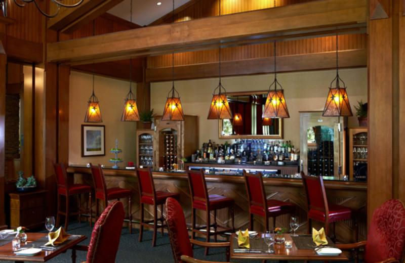 TREE Bar at The Lodge at Woodloch.