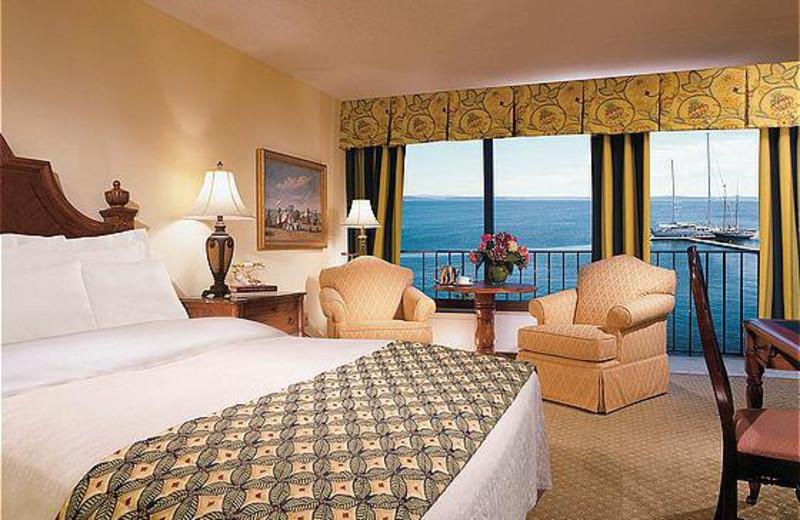 Guest Room at Bar Harbor Regency