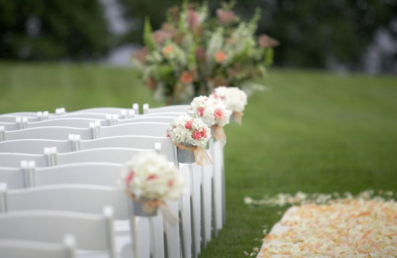 Wedding at The Samoset Resort