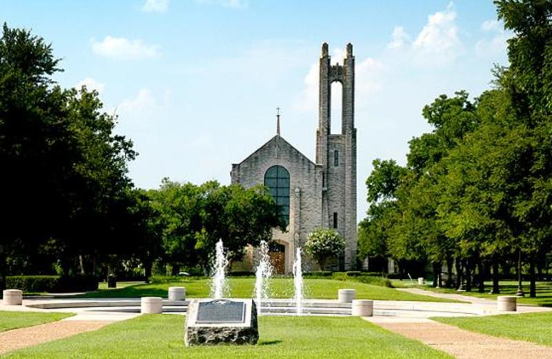 Southwestern University near Harper-Chesser Inn B & B.