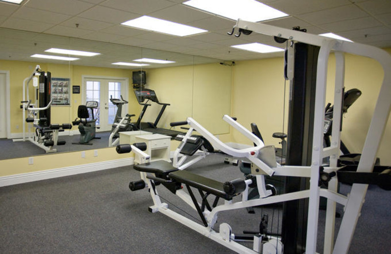 Fitness Center at Pismo Lighthouse Suites