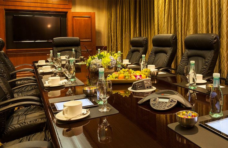 Boardroom at Avenue of the Arts Wyndham Hotel
