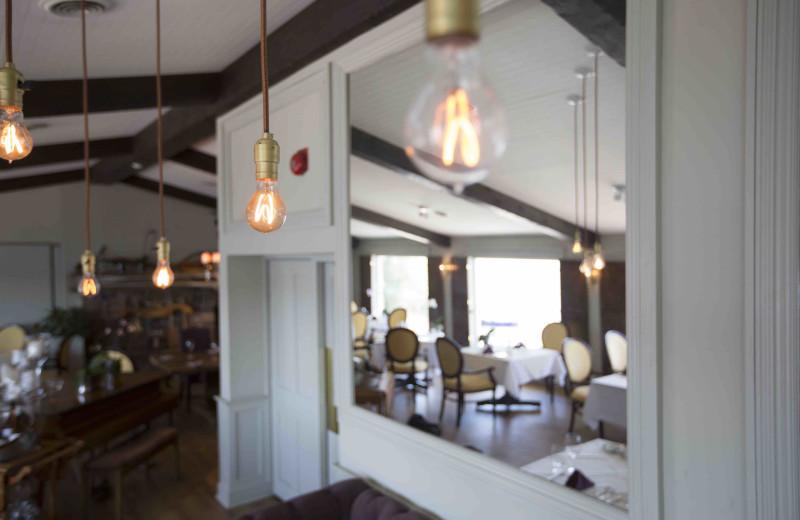 Interior view of Elmhirst's Resort.