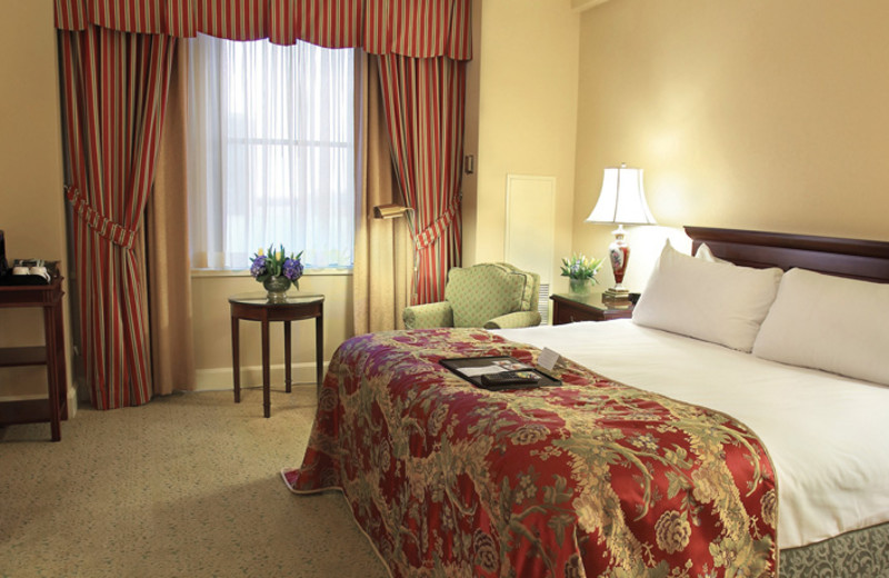 Guest Room at The Fairmont Royal York