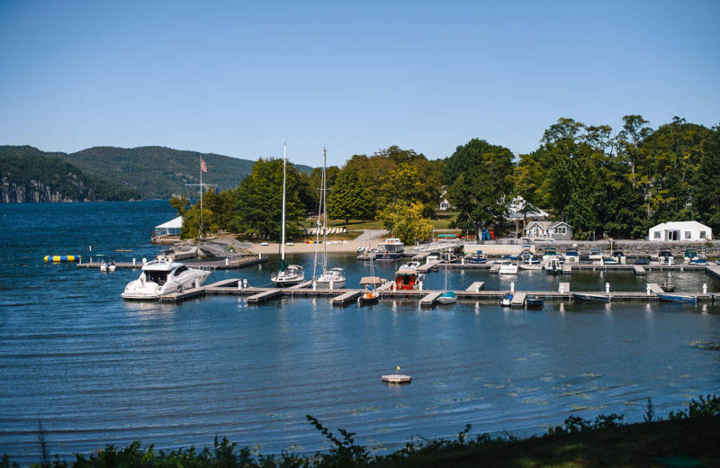 The Boat Club at Basin Harbor - Photo by Sabin Gratz