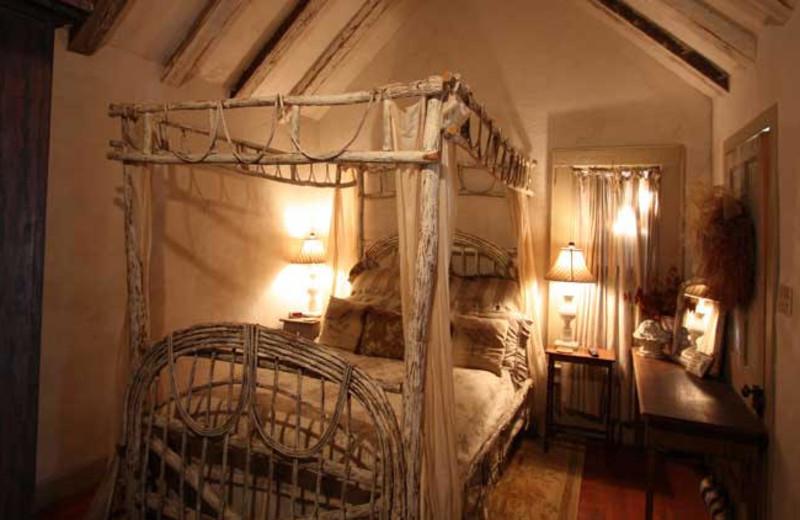 Guest bedroom at Haussegen.