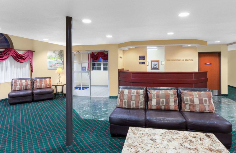 Lobby at Microtel Inns And Suites Wellton.