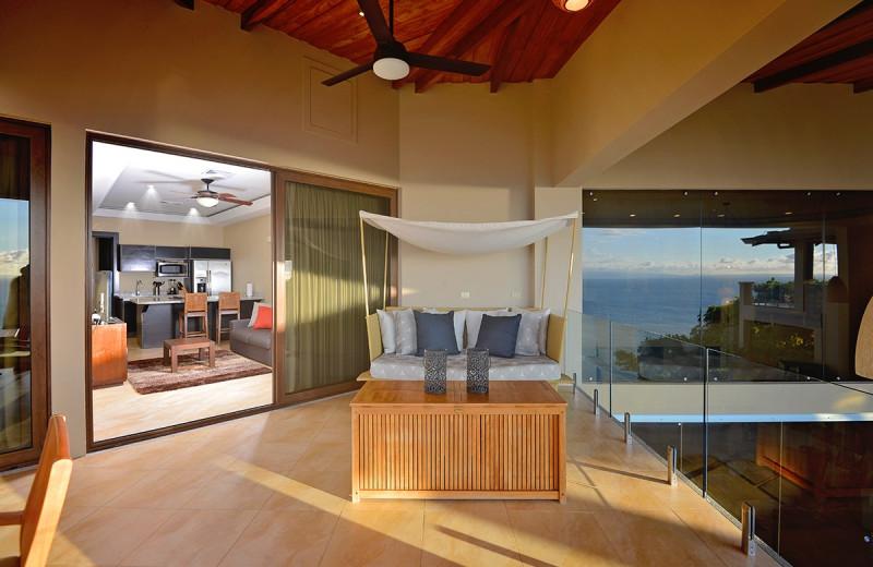 Rental interior at Costa Rica Luxury Lifestyle.
