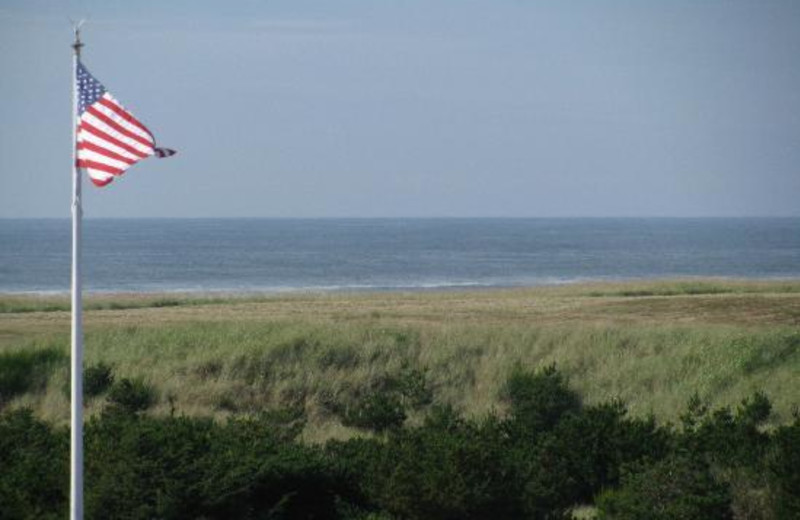 View from Gearhart by the Sea.