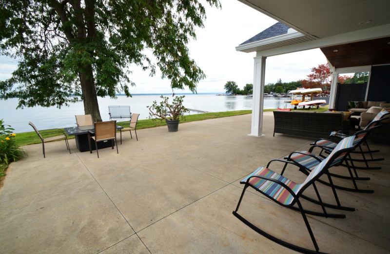 Patio at Waters Edge B