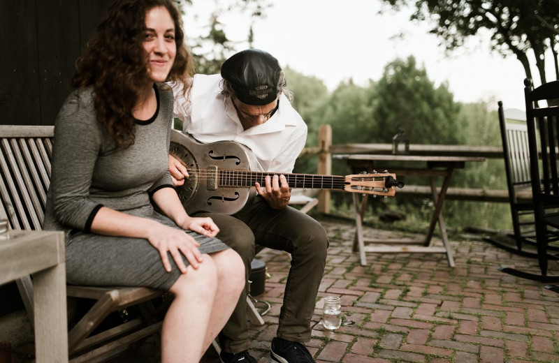 Live Music on the tavern patio on Thursday nights