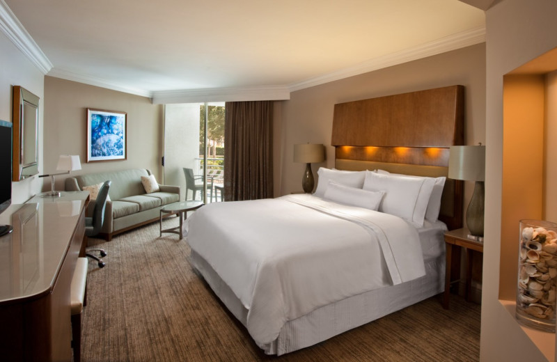 King Suite at  The Westin Hilton