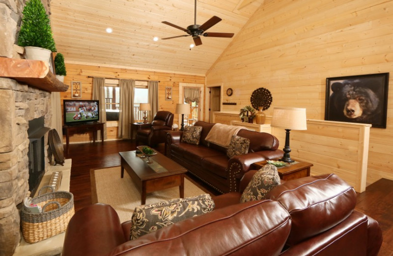 Cabin at Little Valley Mountain Resort