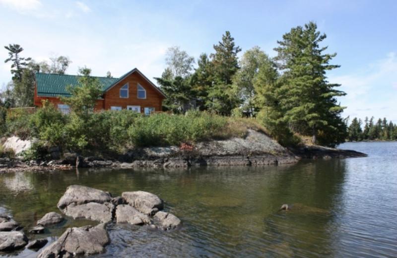 Eagle Lake Island Lodge (Eagle River, Ontario) - Resort
