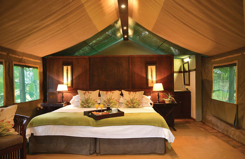 Guest room at Falaza Game Park.