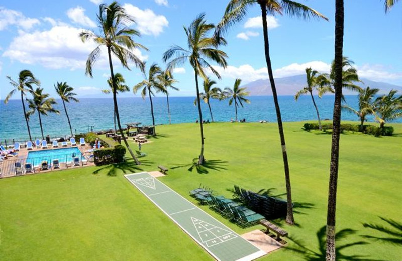 Vacation rental activities at Maui Vacation Rentals.