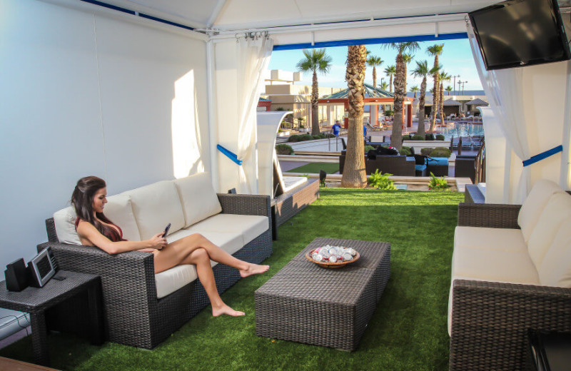 Cabana at Westgate Las Vegas Resort & Casino.