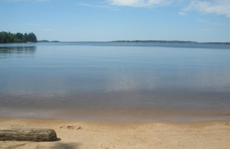 The Beach at Muskie Bay Resort