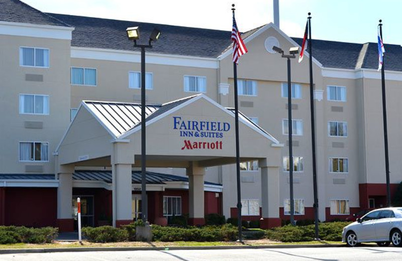 Welcome to Fairfield Inn & Suites Hickory