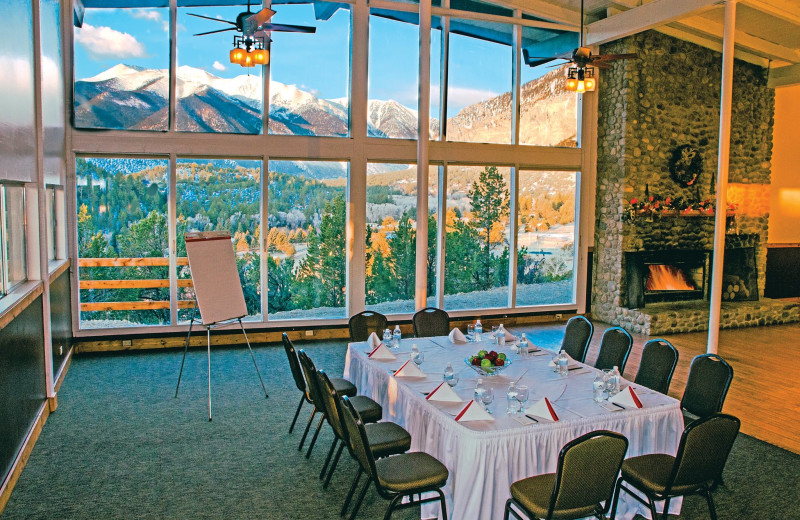 Meetings at Mt. Princeton Hot Springs Resort.