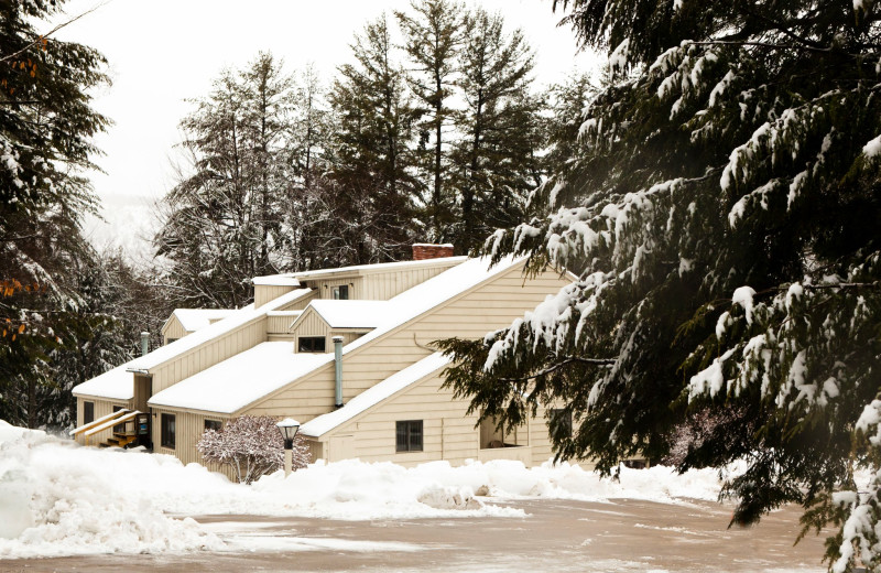 Winter at The Seasons Resort.