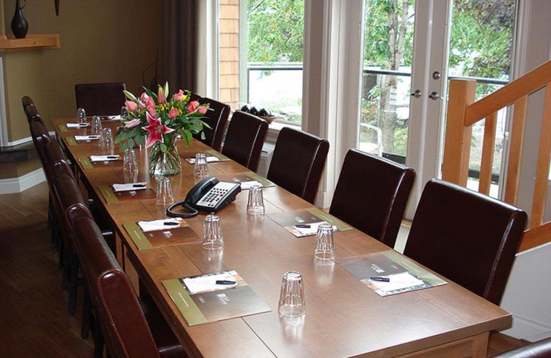 Boardroom at Old House Village Hotel and Spa