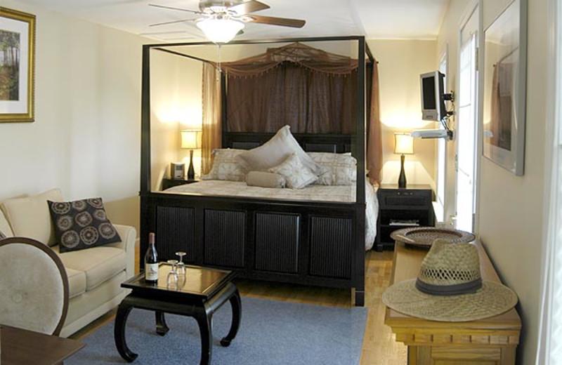 Moonshadow Suite at Moondance Ridge Bed & Breakfast.