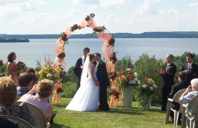 Weddings at Golden Beach Resort.