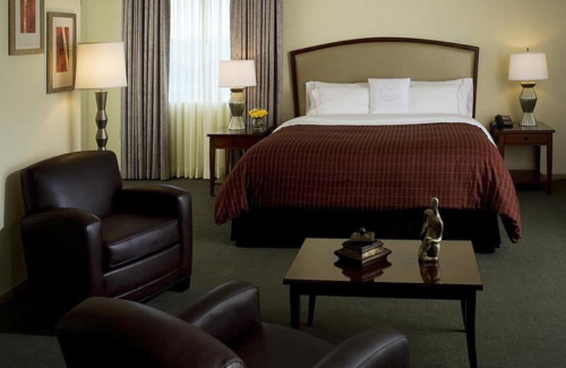 King Suite at Sheraton Metairie