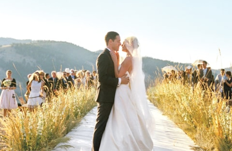 Wedding Ceremonies at Colorado Cattle Company Ranch