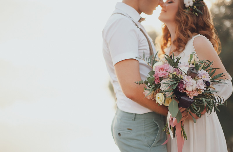 Weddings at Azalea Falls Lodge